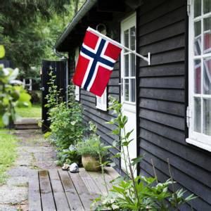 Bilde av Flagg med oppheng - fasade