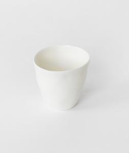 Bilde av Kajsa Cramer espressokopp hvit 8 cm (kommer i